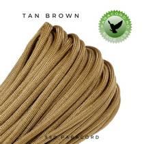 Tan Brown 550 Paracord