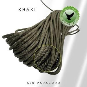 Bilde av Khaki 550 Paracord