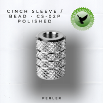 3-Groove Cinch-perle (polert finish)