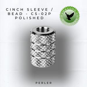 Bilde av 3-Groove Cinch-perle (polert finish)